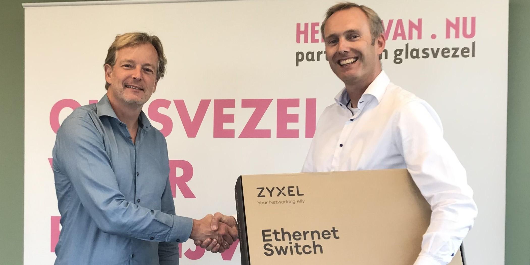 Helden Van Nu brengt glasvezelinternet naar mkb in Den Haag