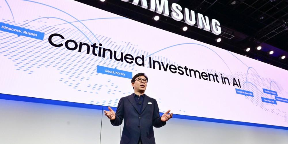 Samsung dévoile le futur de la « vie connectée »