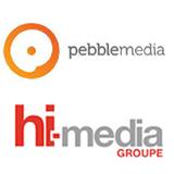 Photo of Collaboration entre Hi-Media et Pebble Media