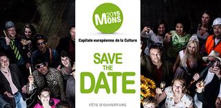 Initiative haalt het mediabudget voor Mons 2015 binnen