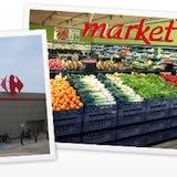 Compleet vernieuwde Carrefour Market in de Brusselse shopping mall City2 biedt klanten een gezond voedingsalternatief