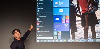 Et voici Windows 10