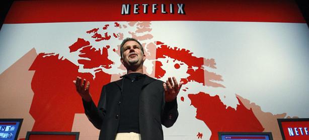 Netflix verwent zijn abonnees met exclusieve content