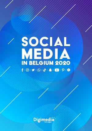 Social Mediain Belgium in 2020