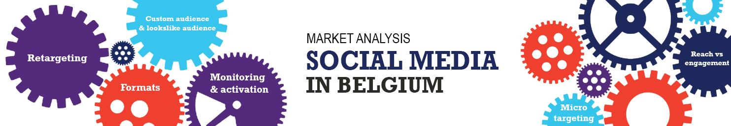 Social media in Belgium