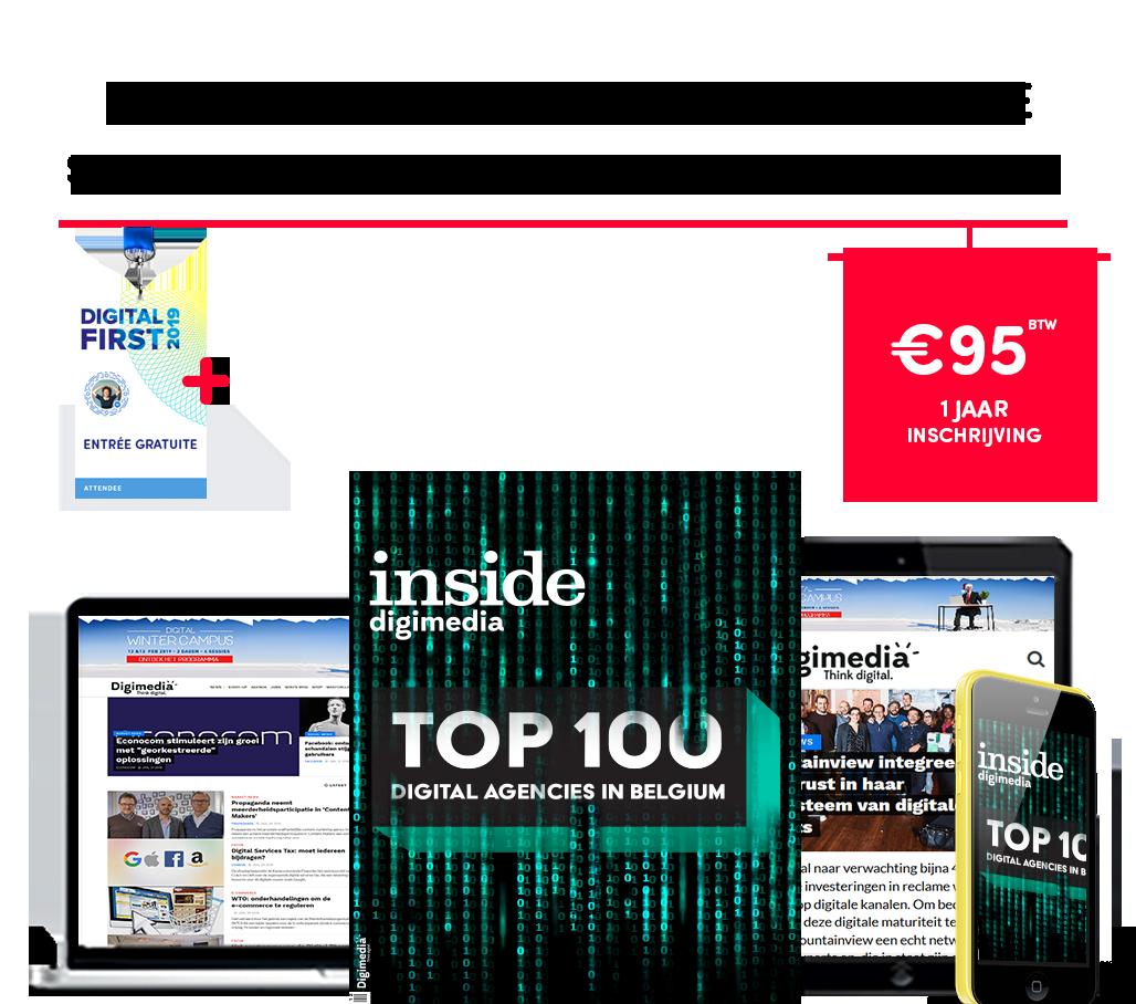 Abonnement Inside Digimedia