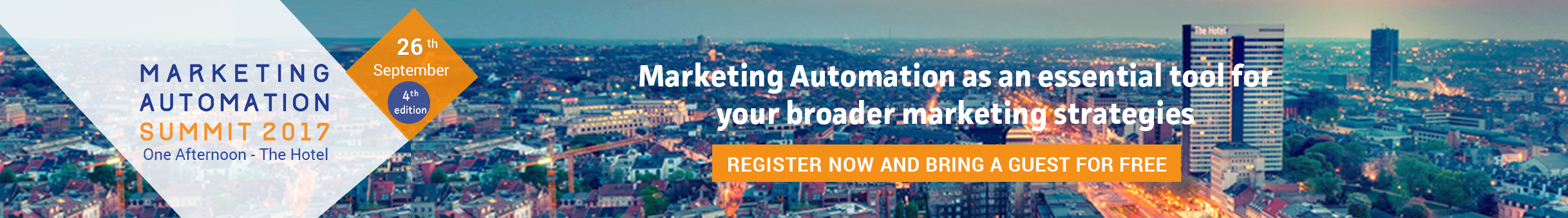 Marketing Automation Summit