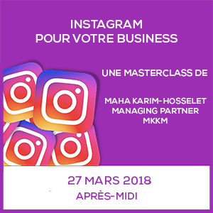 Digital Masterclass Instagram