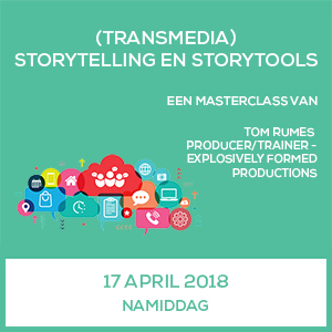 Digital Masterclass Storytelling