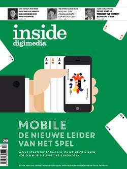 Couverture magazine Inside Digimedia